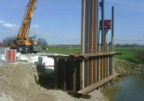 Conventional Steel Sheet Piling